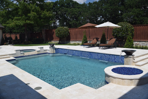 Ivory Travertine Remodeled Place