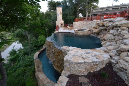 Lake Worth Infinity Pool
