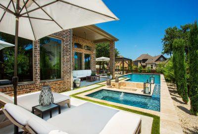 Eclectic Backyard Retreat
