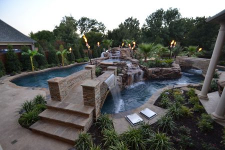 HGTV Colleyville Lazy River