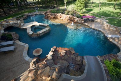 Family Fun With Lazy River