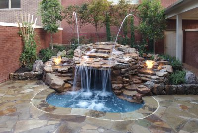 Courtyard Elegance