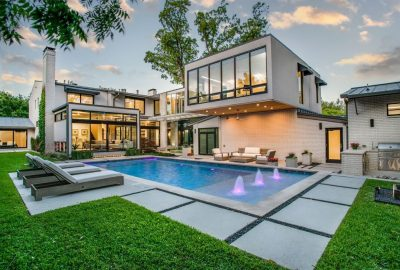 Contemporary Straight-line Space